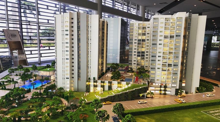 Khả năng bán lại căn hộ The Habitat