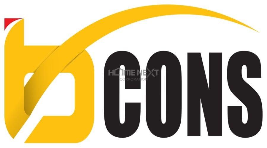 Logo của Bcons Group – Đơn vị phát triển dự án căn hộ Bcons Bee Trần Đại Nghĩa