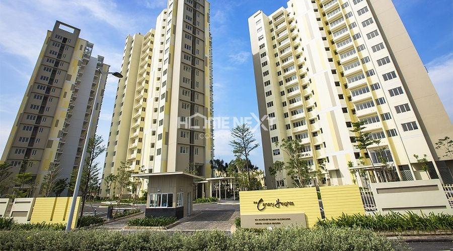 Căn hộ Canary Heights tại Thuận An