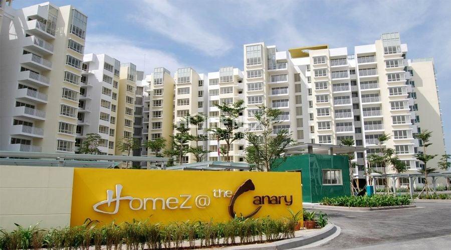Căn hộ chung cư Homez@ The Canary