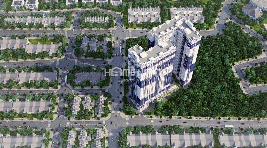 Dự án căn hộ C-SkyView Chánh Nghĩa