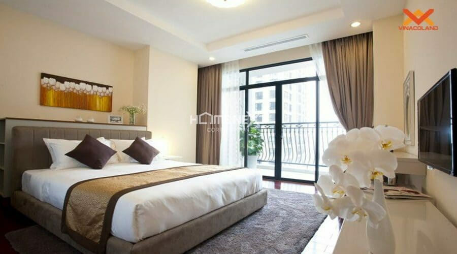 căn hộ mẫu tại Roxana Plaza Thuận An