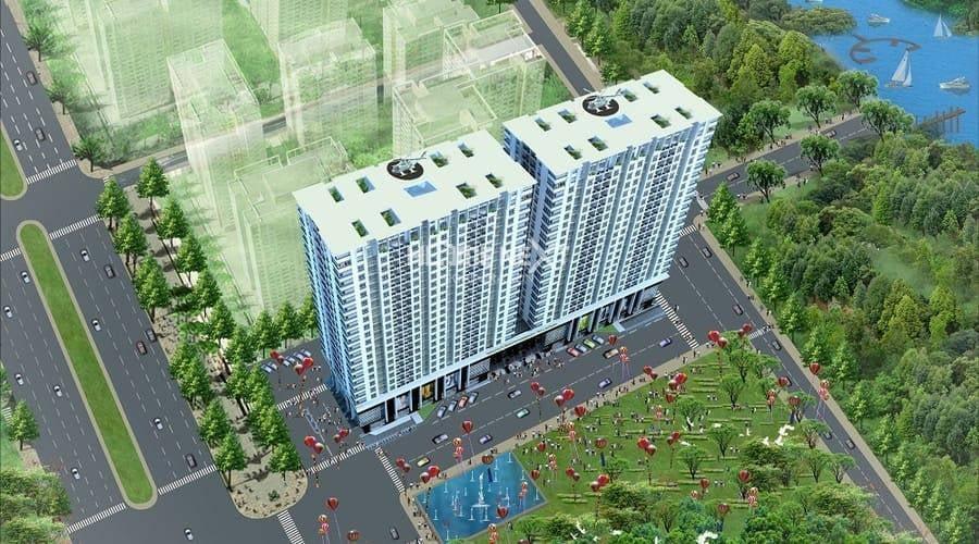 dự án căn hộ Roxana Plaza Bình Dương