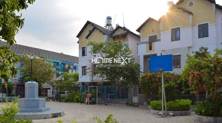 Ảnh thực tế dự án nhà phố Vạn Xuân Đất Việt