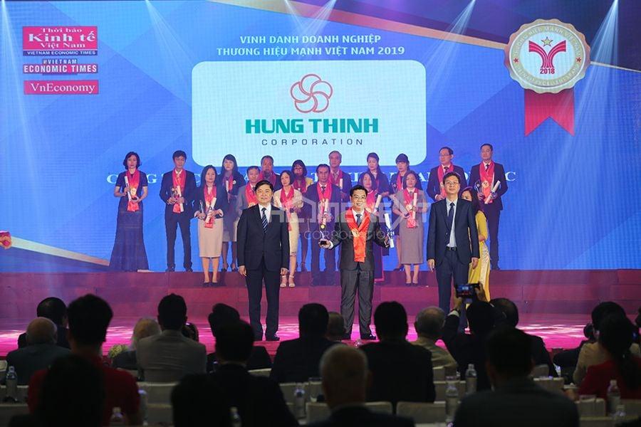 Thương hiệu mạnh Việt Nam 2018