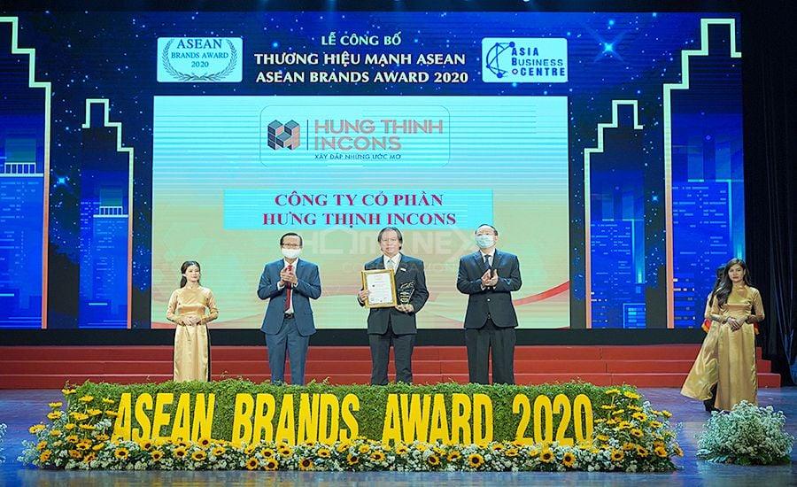 Top 10 Thương hiệu Mạnh ASEAN 2020