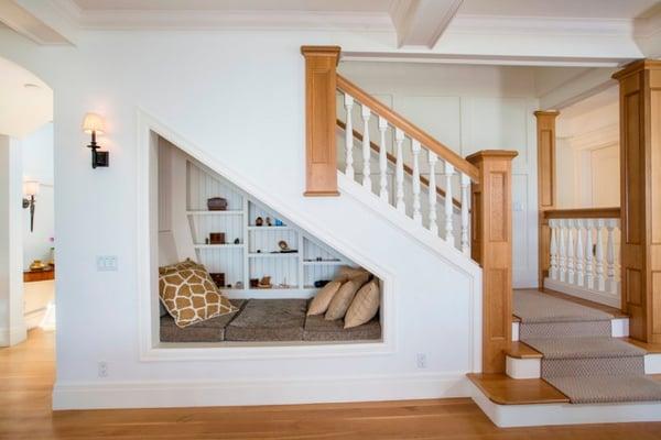 Thổi hồn vào góc cầu thang ngôi nhà