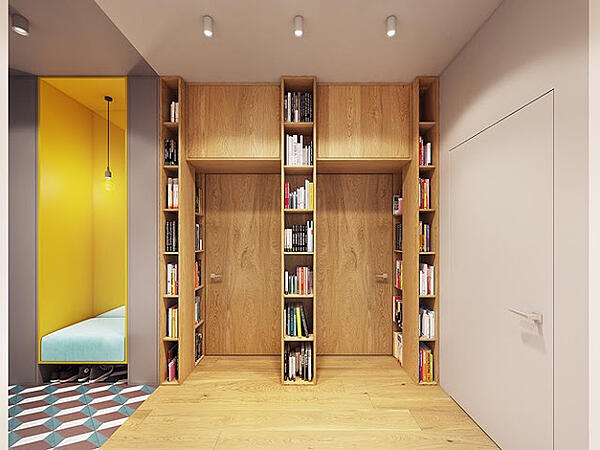 Ngôi nhà sách cho người yêu sách