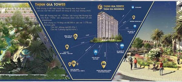 tiến độ xây dựng khu đô thị Thịnh Gia
