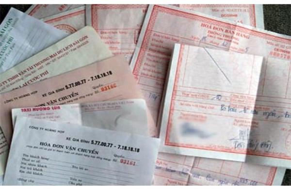 Doanh nghiệp không thực hiện đặt in hóa đơn