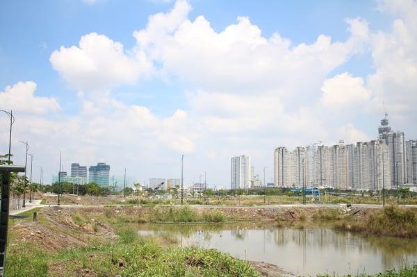 Hơn 455 triệu vốn FDI đổ USD vào bất động sản Việt Nam
