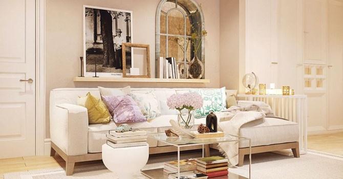 thiết kế nhà ở phòng khách