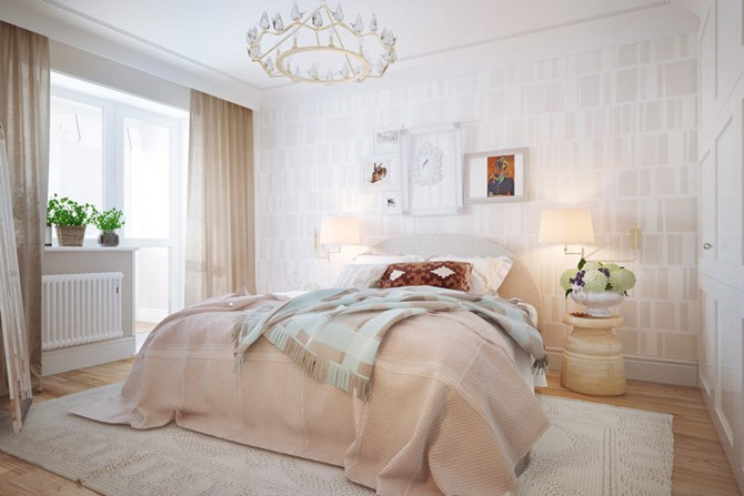 thiết kế nhà ở phòng ngủ