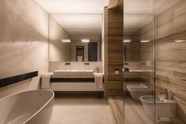 Cách sử dụng nội thất độc đáo trong căn hộ hiện đại - Ảnh 9.