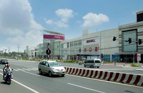 Tình hình thị trường bất động sản Bình Dương - thị xã Thuận An