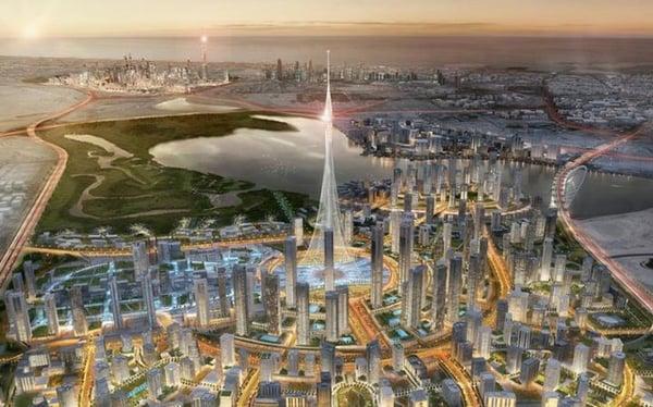 6 công trình xây dựng lớn nhất ở Dubai