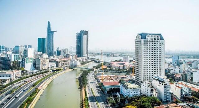 Bất động sản Hồ Chí Minh chuyển biến nửa đầu 2018