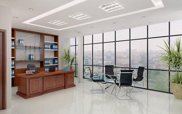 Văn phòng và bar - cafe
