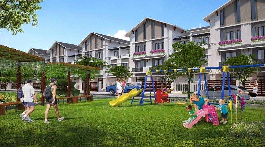 Khu vui chơi dành cho trẻ em trong dự án The Habitat-1