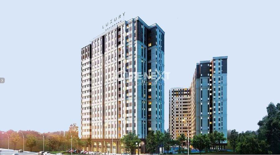 Dự án Luxury Residences Thuận An
