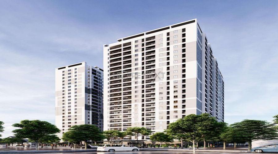 Phối cảnh dự án chung cư Park View trong tương lai