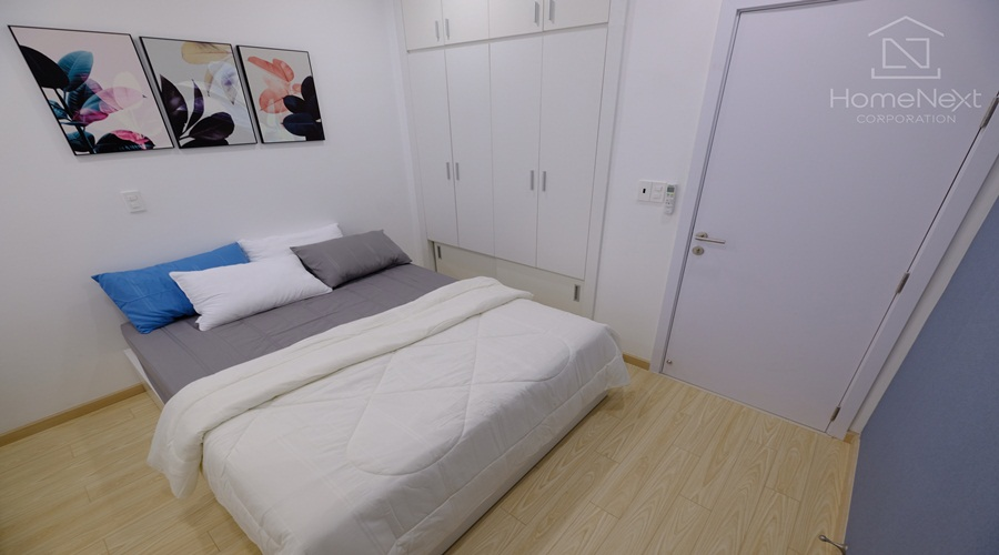 Phòng ngủ nhà Phú Mỹ