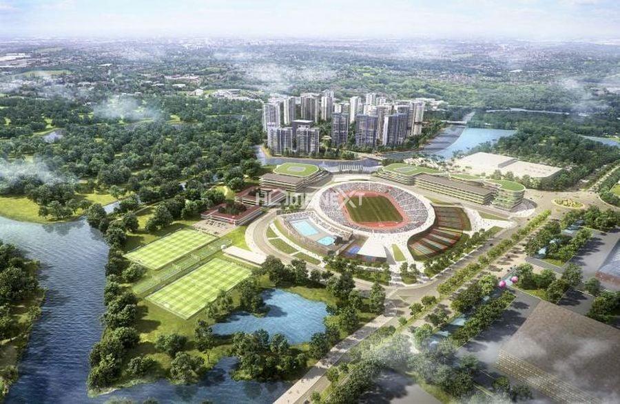 Dự án Saigon Sports City (SSC)