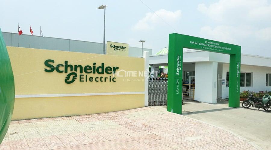 Schnerder Electric Việt Nam tại Tp.Hồ Chí Minh