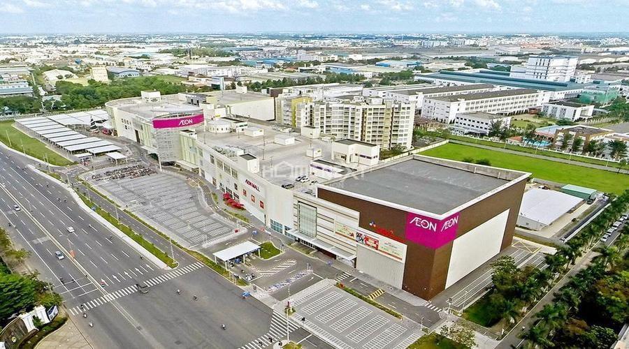 trung tâm thương mại Aeon Mall Thuận An