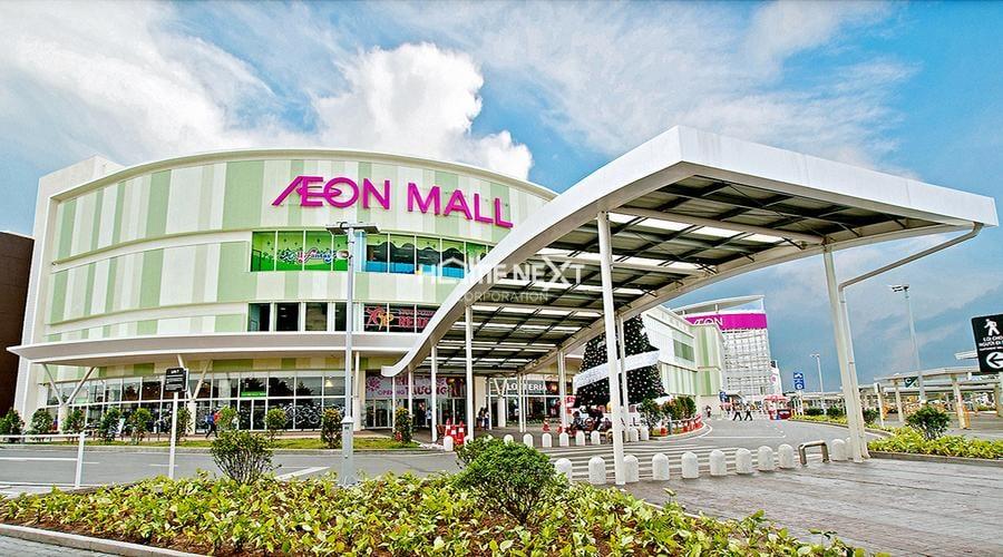 Aeon Mall Thuận An Bình Dương