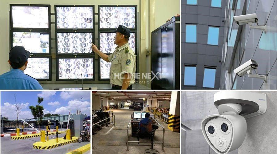 An ninh tại Takara Residence Chánh Nghĩa đảm bảo an toàn cho cư dân