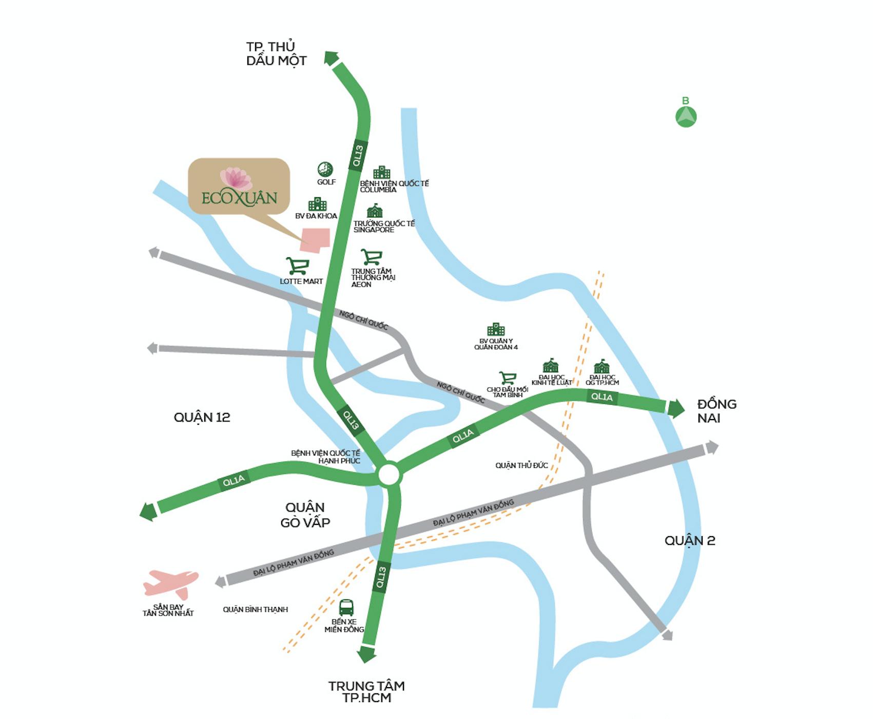 bản đồ ecoxuan