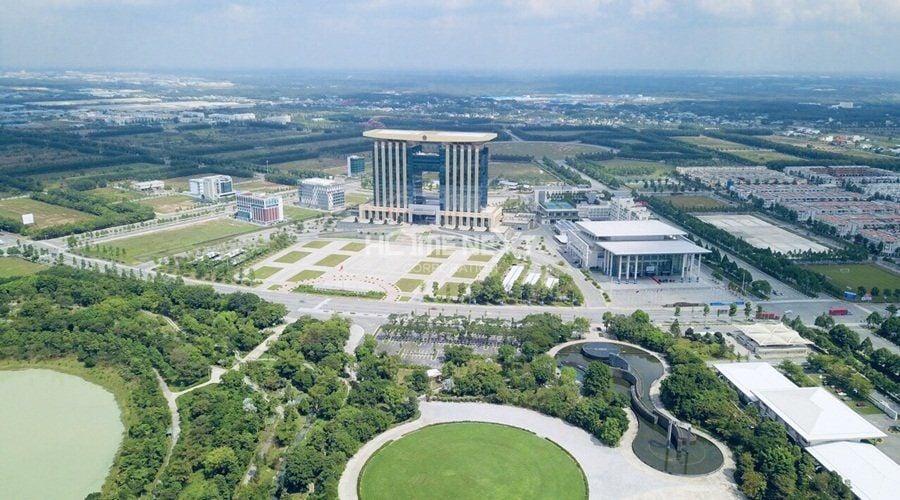 Thị trường bất động sản Thuận An trở nên sôi động sau thông tin lên thành phố