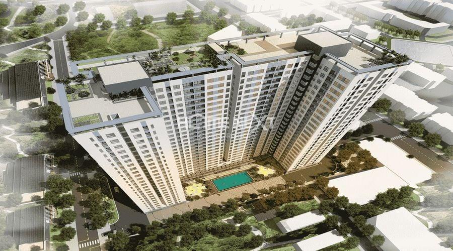 Dự án chung cư Bcons Miền Đông