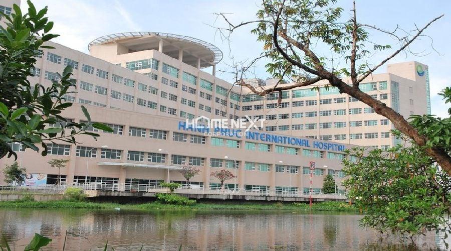 Bệnh viện Hạnh Phúc Bình Dương