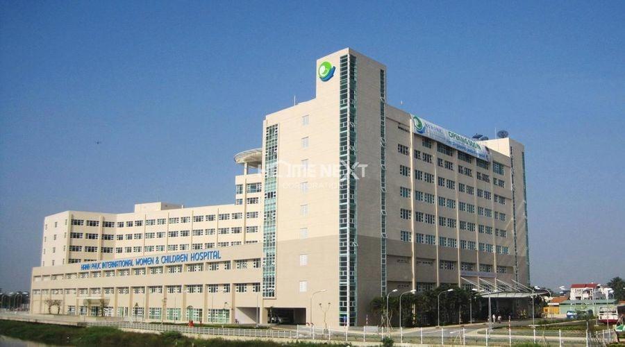bệnh viện quốc tế hạnh phúc thuận an bình dương