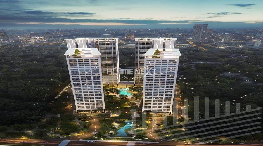 Phối cảnh dự án Anderson Park - Thuận An