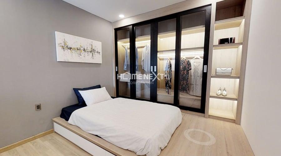 thiết kế căn hộ 2 phòng ngủ