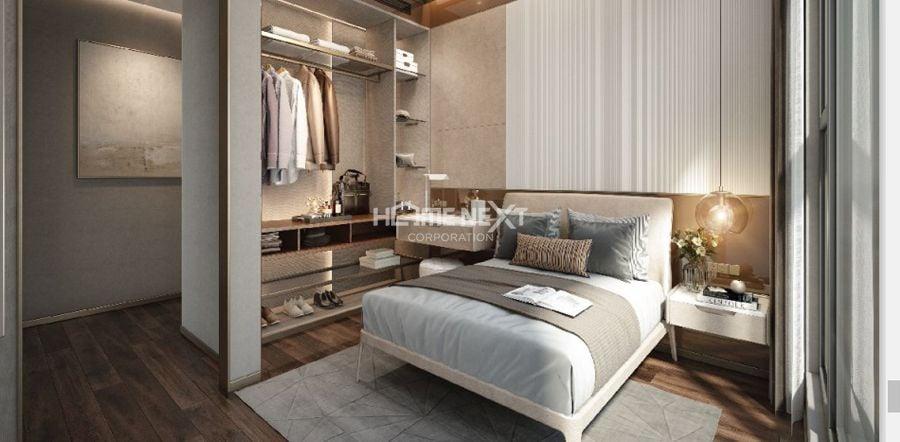 Phòng ngủ nhỏ với thiết kế tinh tế