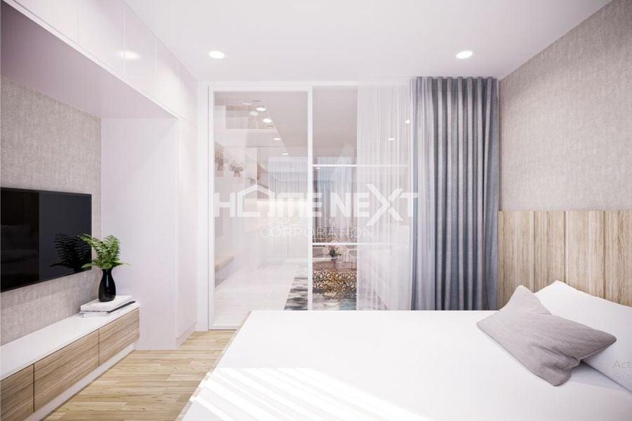 Phòng ngủ 1 tầng trệt
