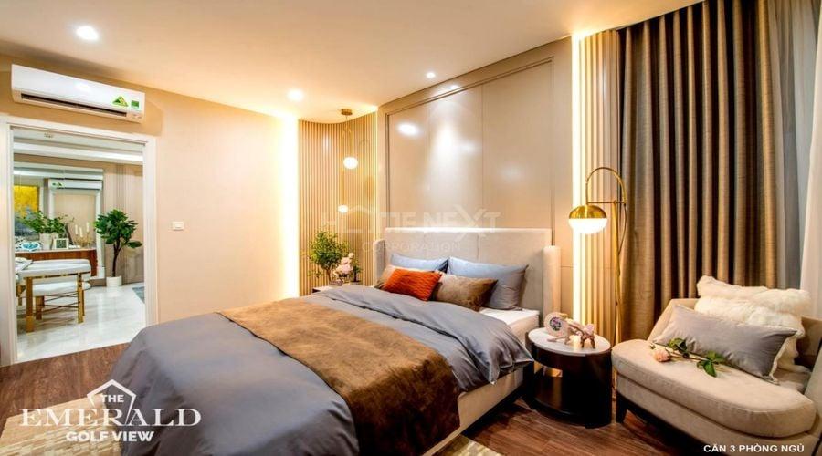 Phòng ngủ thứ 2 với gam màu be và cách trang trí đẹp mắt