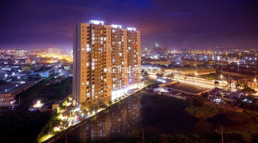 Thiết kế căn hộ chuẩn 5 sao đầu tiên xuất hiện tại Bình Tân