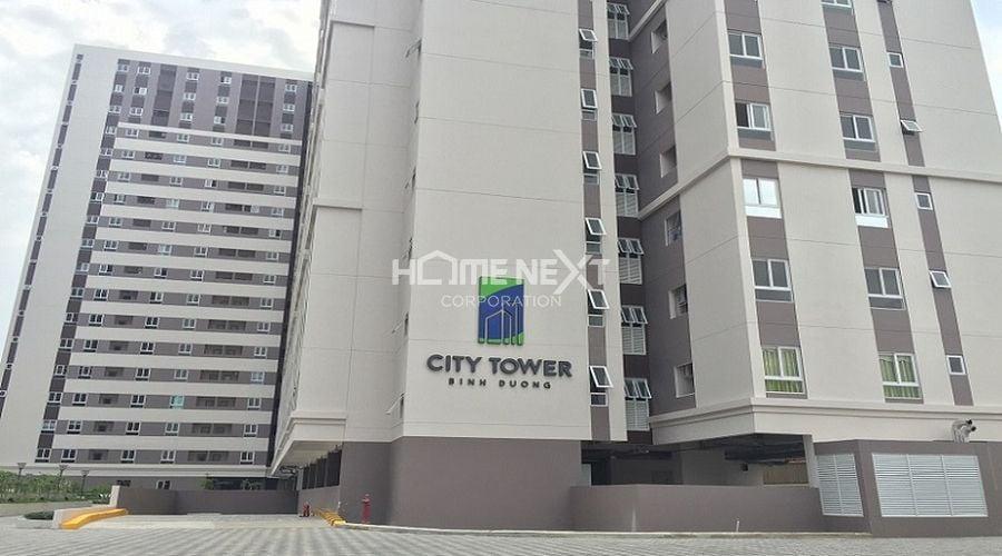 Tòa nhà City Tower Bình Dương