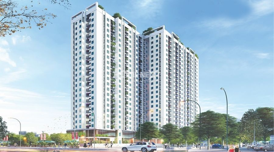 Dự án căn hộ Bình An Tower
