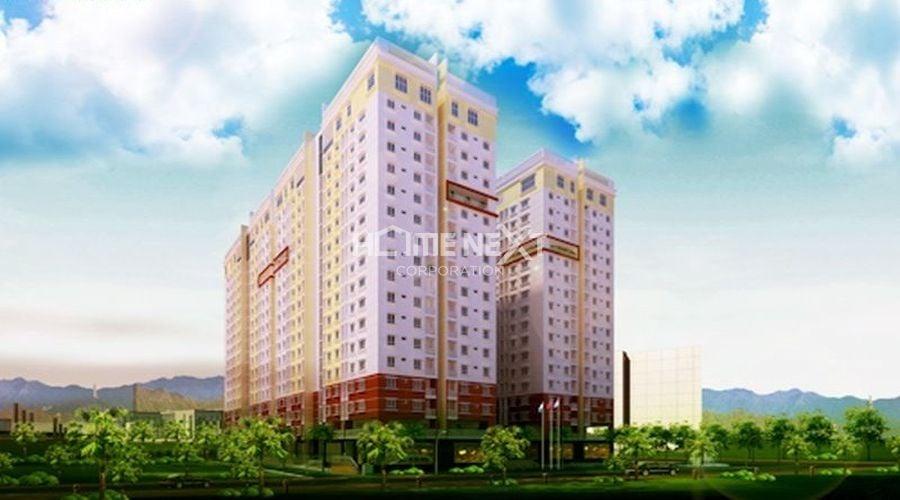 Chung cư nhà ở xã hội Thạnh Tân