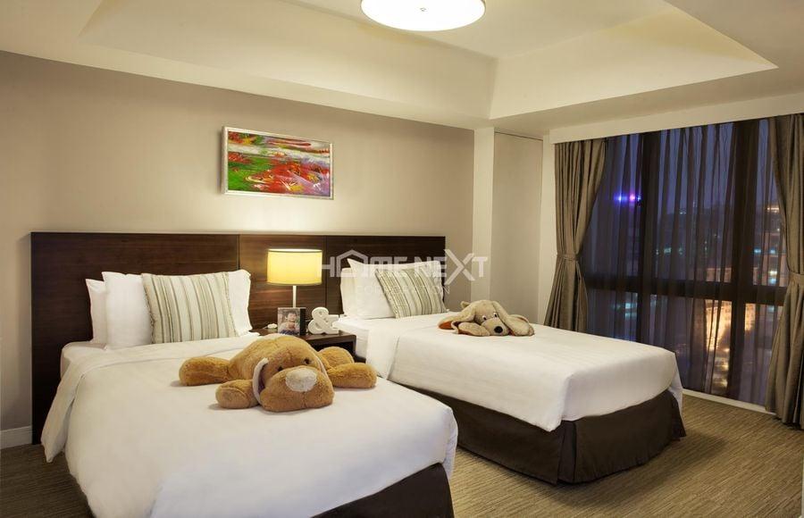 Cho thuê căn hộ dịch vụ 2 Phòng ngủ