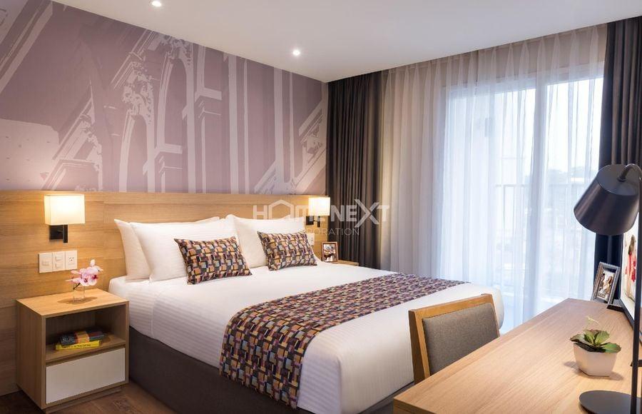 Thuê căn hộ dịch vụ Citadines Deluxe 1 phòng ngủ