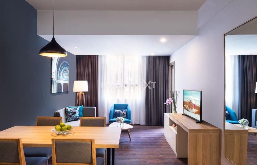 Căn hộ 2 phòng ngủ chung cư Citadines diện tích 71m2
