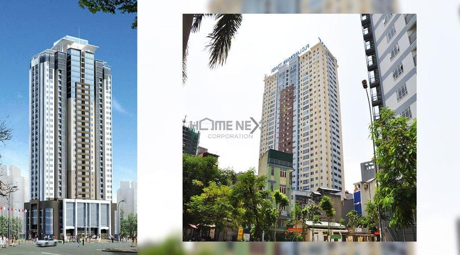 Dự án căn hộ FLC Landmark Tower