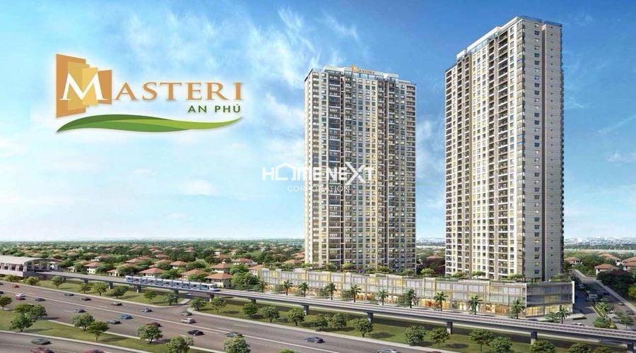 Dự án chung cư Masteri An Phú TP.HCM
